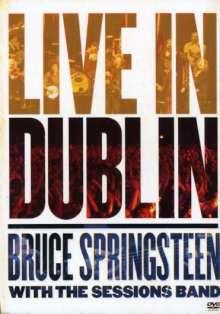 Bruce Springsteen: Live In Dublin, DVD