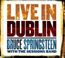 Bruce Springsteen: Live In Dublin, 2 CDs