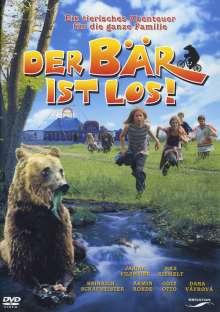 Der Bär ist los!, DVD