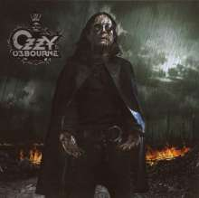 Ozzy Osbourne: Black Rain, CD