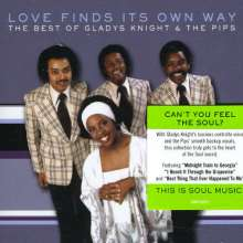 Gladys Knight: Love Finds Its Own Way: The Best, CD