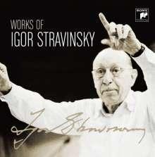 Igor Strawinsky (1882-1971): Igor Strawinsky Edition, 22 CDs