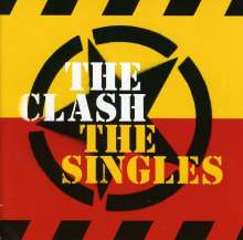 The Clash: The Singles, CD