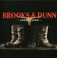 Brooks & Dunn: Cowboy Town, CD