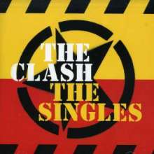 The Clash: Singles, CD
