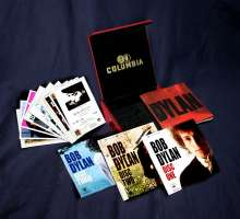 Bob Dylan: Dylan (Limited Deluxe Edition / Boxset), 3 CDs