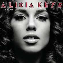 Alicia Keys (geb. 1981): As I Am, 2 LPs