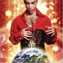 Prince: Planet Earth, CD