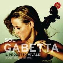 Sol Gabetta - Il Progetto Vivaldi 1, CD