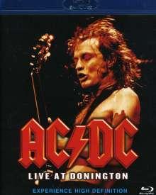 AC/DC: Live At Donington 17.8.1991 (Blu-ray), Blu-ray Disc