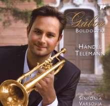 Gabor Boldoczki - Baroque Moments, CD