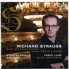 Richard Strauss (1864-1949): Alpensymphonie op.64, SACD
