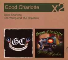 Good Charlotte: Good Charlotte / The Young And The Hopeless (Slidepack), 2 CDs