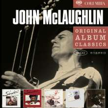 John McLaughlin (geb. 1942): Original Album Classics, 5 CDs