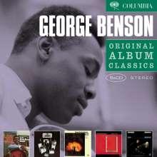 George Benson (geb. 1943): Original Album Classics, 5 CDs