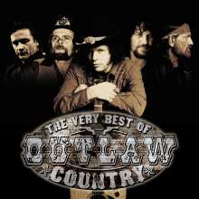 Very Best Of Outlaw Country /: Very Best Of Outlaw Country /, CD