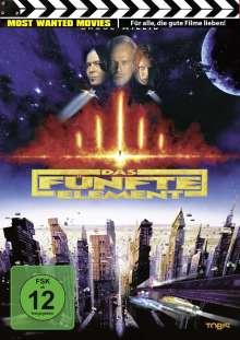 Das fünfte Element, DVD