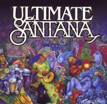 Santana: Ultimate Santana, CD