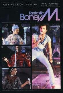 Boney M.: Fantastic Boney M. - On Stage & On The Road, DVD
