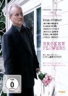 Broken Flowers, DVD
