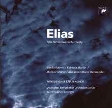 Felix Mendelssohn Bartholdy (1809-1847): Elias, 2 CDs