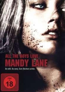 All The Boys Love Mandy Lane, DVD