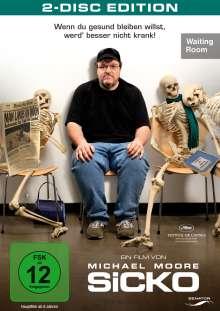 Sicko, 2 DVDs