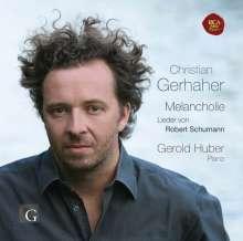 """Christian Gerhaher singt Schumann-Lieder - """"Melancholie"""", CD"""