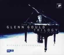 The Glenn Gould Trilogy - Ein Leben, 3 CDs