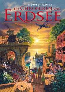 Die Chroniken von Erdsee, DVD