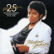 Michael Jackson: Thriller (25th-Anniversary-Edition) (Classic Cover), 2 CDs
