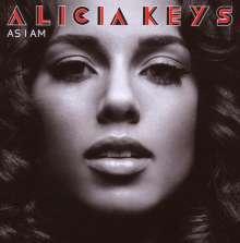 Alicia Keys (geb. 1981): As I Am, CD
