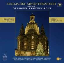 Festliches Adventskonzert aus der Frauenkirche Dresden, CD