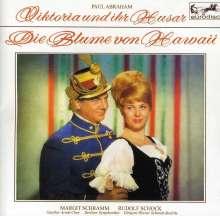 Paul Abraham (1892-1960): Viktoria und ihr Husar (Ausz.), CD