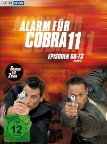 Alarm für Cobra 11 Staffel 8, 2 DVDs