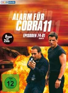 Alarm für Cobra 11 Staffel 9, 2 DVDs