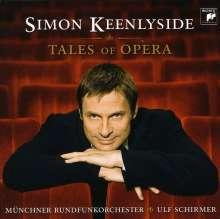 Simon Keenlyside - Tales of Opera, CD