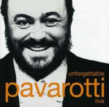 Luciano Pavarotti - Unforgettable Live, 2 CDs