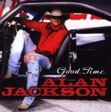 Alan Jackson: Good Time, CD