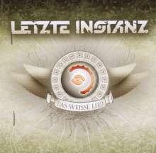 Letzte Instanz: Das weiße Lied, CD