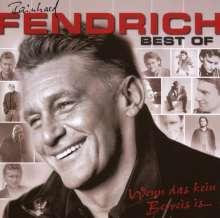 Rainhard Fendrich: Best Of - Wenn das kein Beweis is..., 2 CDs