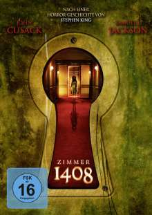 Zimmer 1408, DVD