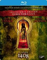 Zimmer 1408 (Blu-ray), Blu-ray Disc