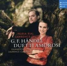 """Georg Friedrich Händel (1685-1759): Opern-Duette """"Duetti Amorosi"""", CD"""