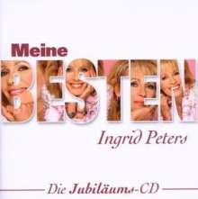 Ingrid Peters: Meine Besten - Die Jubiläums-CD, CD