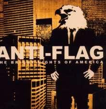 Anti-Flag: The Bright Lights Of America, CD
