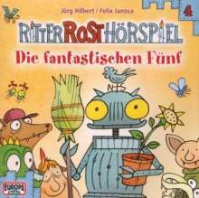 Ritter Rost (Folge 04) - Die fantastischen Fünf, CD