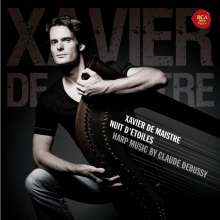 Xavier de Maistre - Harp Music by Debussy, CD