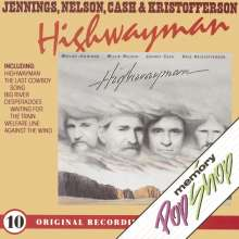The Highwaymen (Waylon Jennings, Willie Nelson, Johnny Cash & Kris Kristofferson): Highwayman, CD
