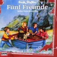 Fünf Freunde (Folge 006) helfen ihren Kameraden, CD